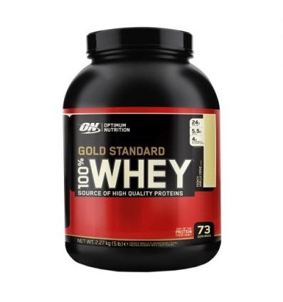 100% Whey Gold Standard 5 lbs (2273g)